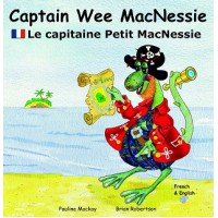 Captain Wee MacNessie - English/French  (2-5 years)