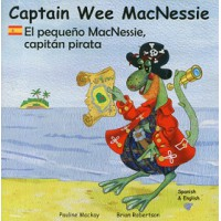 Captain Wee MacNessie - English/Spanish (2+ years)