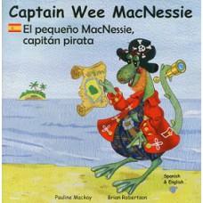 Captain Wee MacNessie - English/Spanish (2+ years)