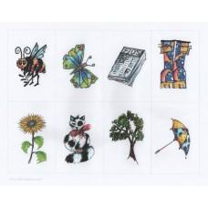 Ceum Nam Measan Gaelic picture flashcards (3-7 years)