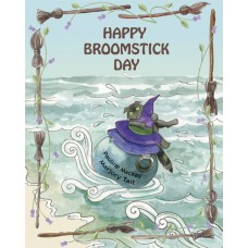 Happy Broomstick Day (3-7 years)