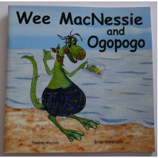 Wee MacNessie and Ogopogo (0-5 years)