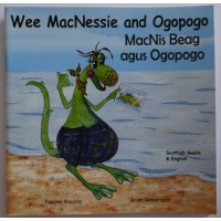 Wee MacNessie and Ogopogo - English/Gaelic (2-5 years)