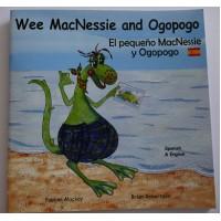Wee MacNessie and Ogopogo - English/Spanish (2-5 years)