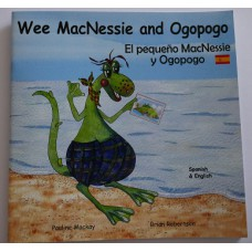 Wee MacNessie and Ogopogo - English/Spanish (2-5 years)