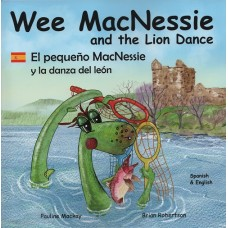 Wee MacNessie and the Lion Dance - English/Spanish