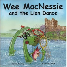 Wee MacNessie and the Lion Dance