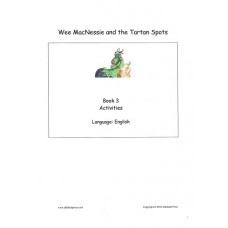 Wee MacNessie and the Tartan Spots Activities - English
