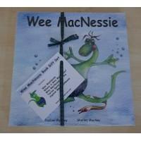 Wee MacNessie Book Gift Set (2-5 years)