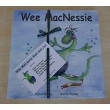 Wee MacNessie Book Gift Set (2-5 years)