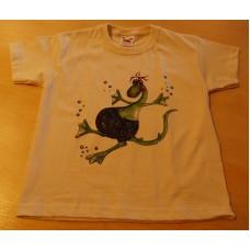 Wee MacNessie T-shirt - 7-8 years (128cm)