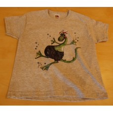 Wee MacNessie T-shirt - 5-6 years (116cm)