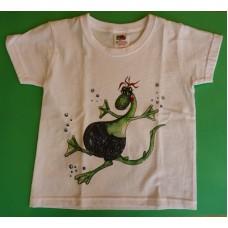 Wee MacNessie T-shirt - 1-2 years (92cm)