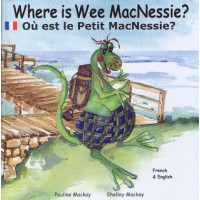 Where is Wee MacNessie?- English/French (2+ years)
