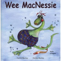 Wee MacNessie - English/Scots  (0-5 years)