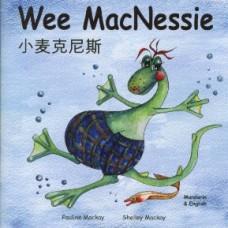 Wee MacNessie - English/Mandarin  (2+ years)