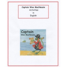 Captain Wee MacNessie Activities - English