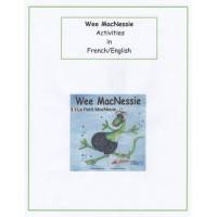 Wee MacNessie Activities -English/French