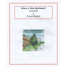 Where is Wee MacNessie? Activities - English/French