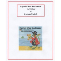 Captain Wee MacNessie Activities - German and English
