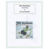 Wee MacNessie Activities -English/German
