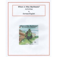 Where is Wee MacNessie? Activities - English/German