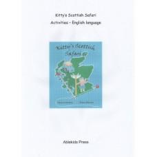 Kitty's Scottish Safari Activities - English
