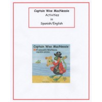 Captain Wee MacNessie Activities - Spanish and English