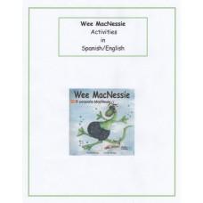 Wee MacNessie Activities -English/Spanish