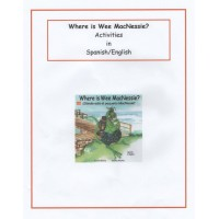 Where is Wee MacNessie? Activities - English/Spanish