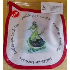 Wee MacNessie Bib - Welcome to Loch Ness in Scottish Gaelic