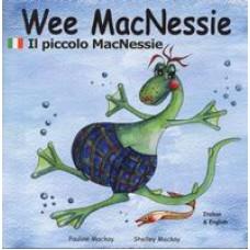 Wee MacNessie - English/Italian  (2+ years)