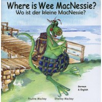 Where is Wee MacNessie?- English/German (2+ years)
