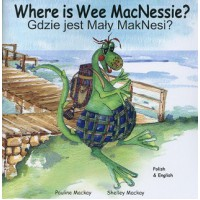 Where is Wee MacNessie?- English/Polish (2+ years)