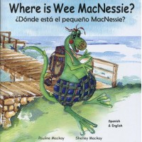 Where is Wee MacNessie?- English/Spanish (2+ years)