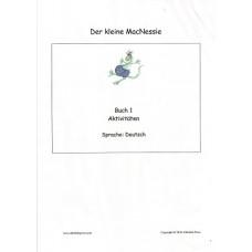 Wee MacNessie Activities -English/German