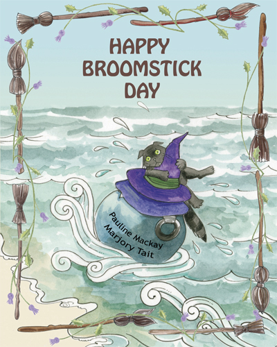 Happy Broomstick Day
